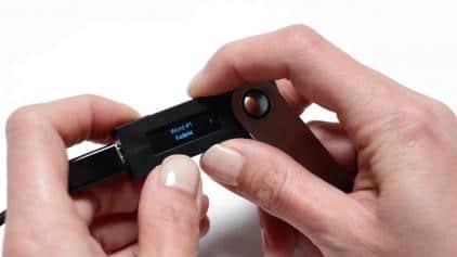 Konfiguracja Ledger Nano S